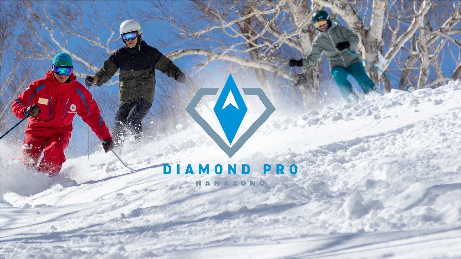 niss diamond pro ski lesson niseko