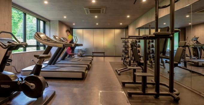 MDT Niseko gym