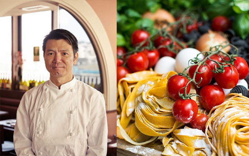 miyamoto yoshitaka of icaro fame will have a chefs table experience in niseko in 2019.