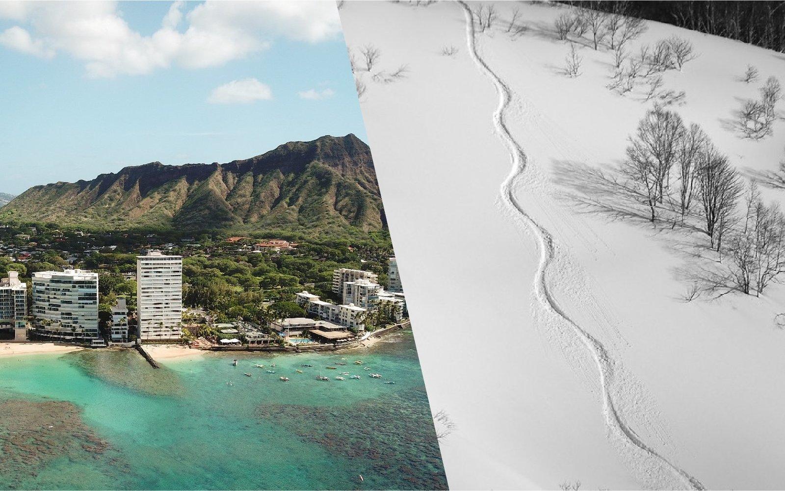 the best way to get to niseko from hawaii