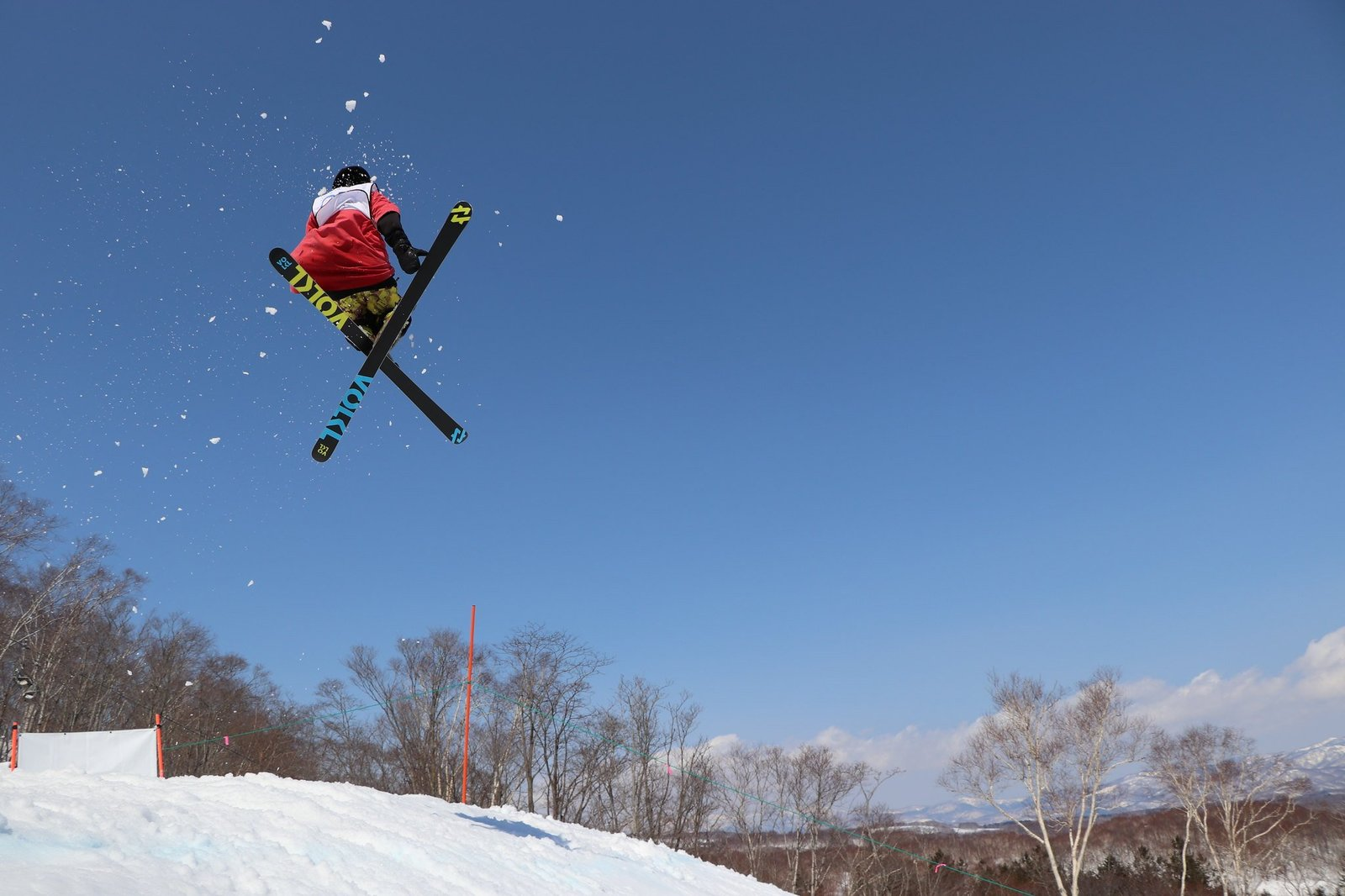 hanazono slopestyle competition