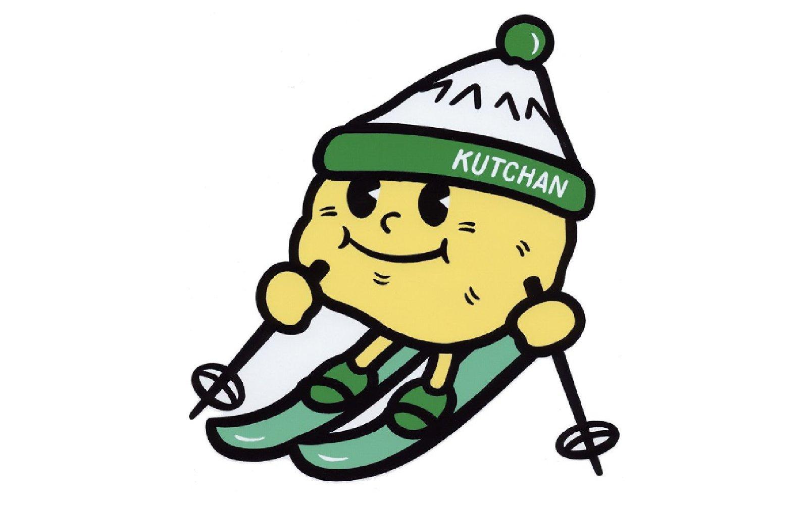 Kutchan town mascot Jagata-kun じゃがたくん