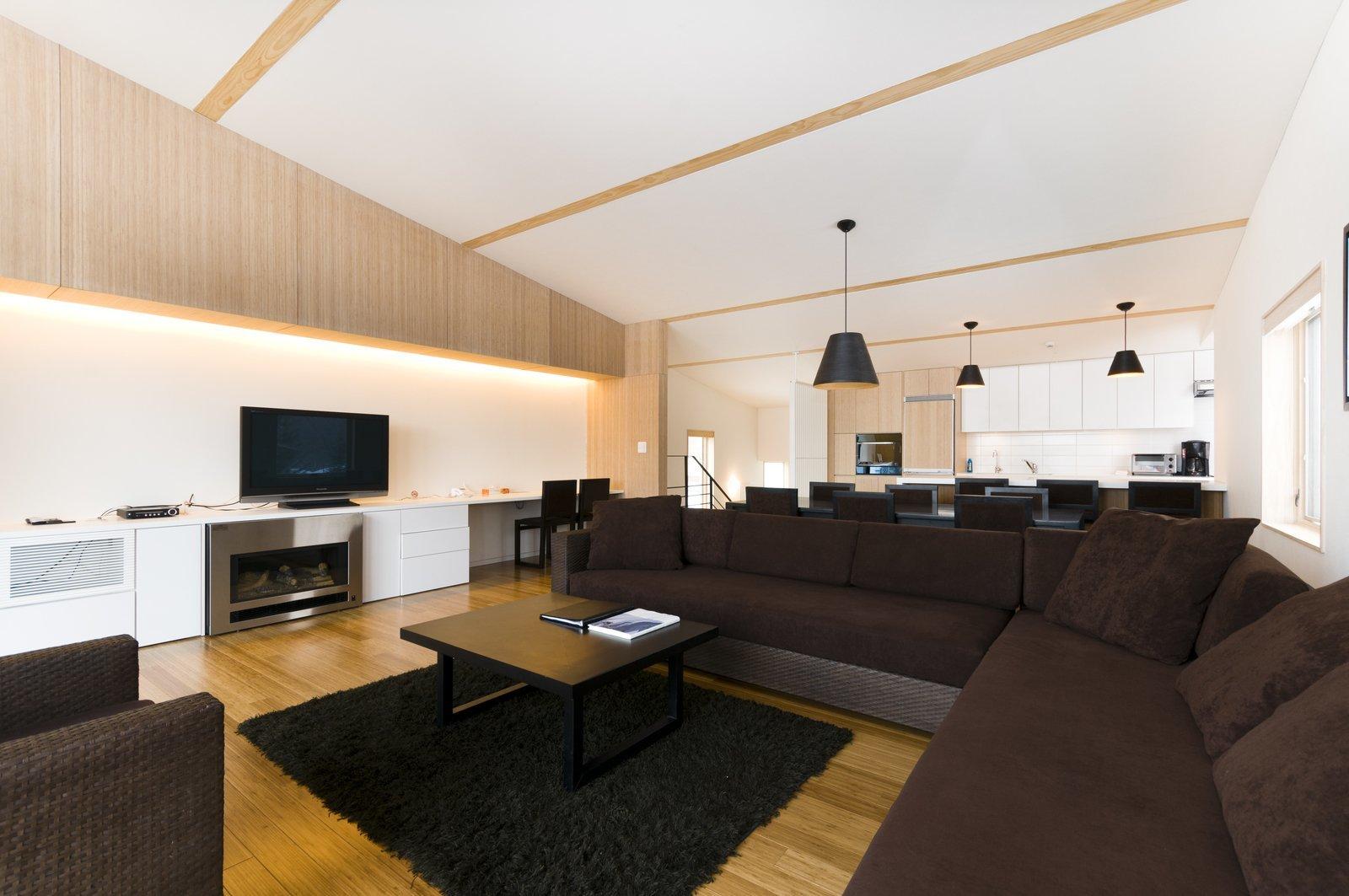 forest estate summer accommodation niseko