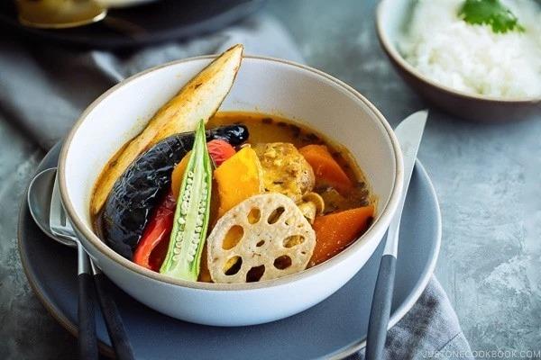hokkaido soup curry recipe