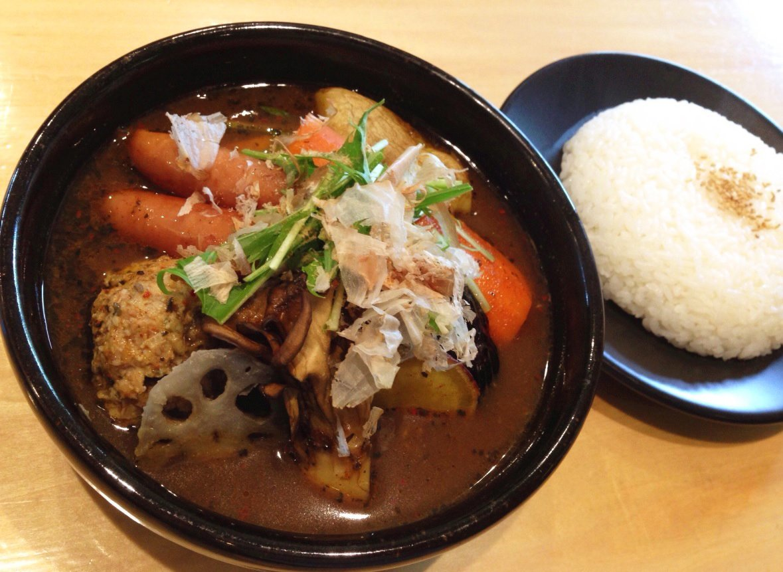 tsubara tsubara soup curry niseko