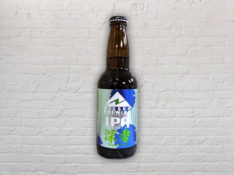niseko brewery brewing deep powder ipa craft beer