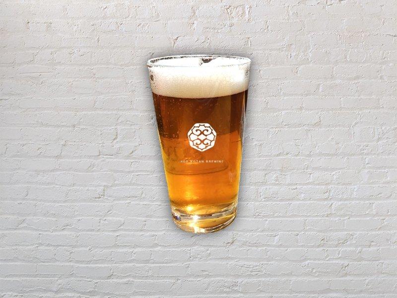 hopkotan brewery brewing furano naimono nedari pale ale craft beer