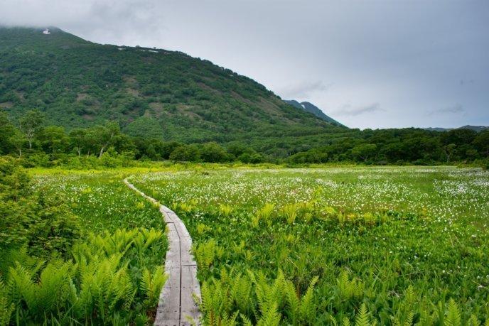 Kagaminuma hiking