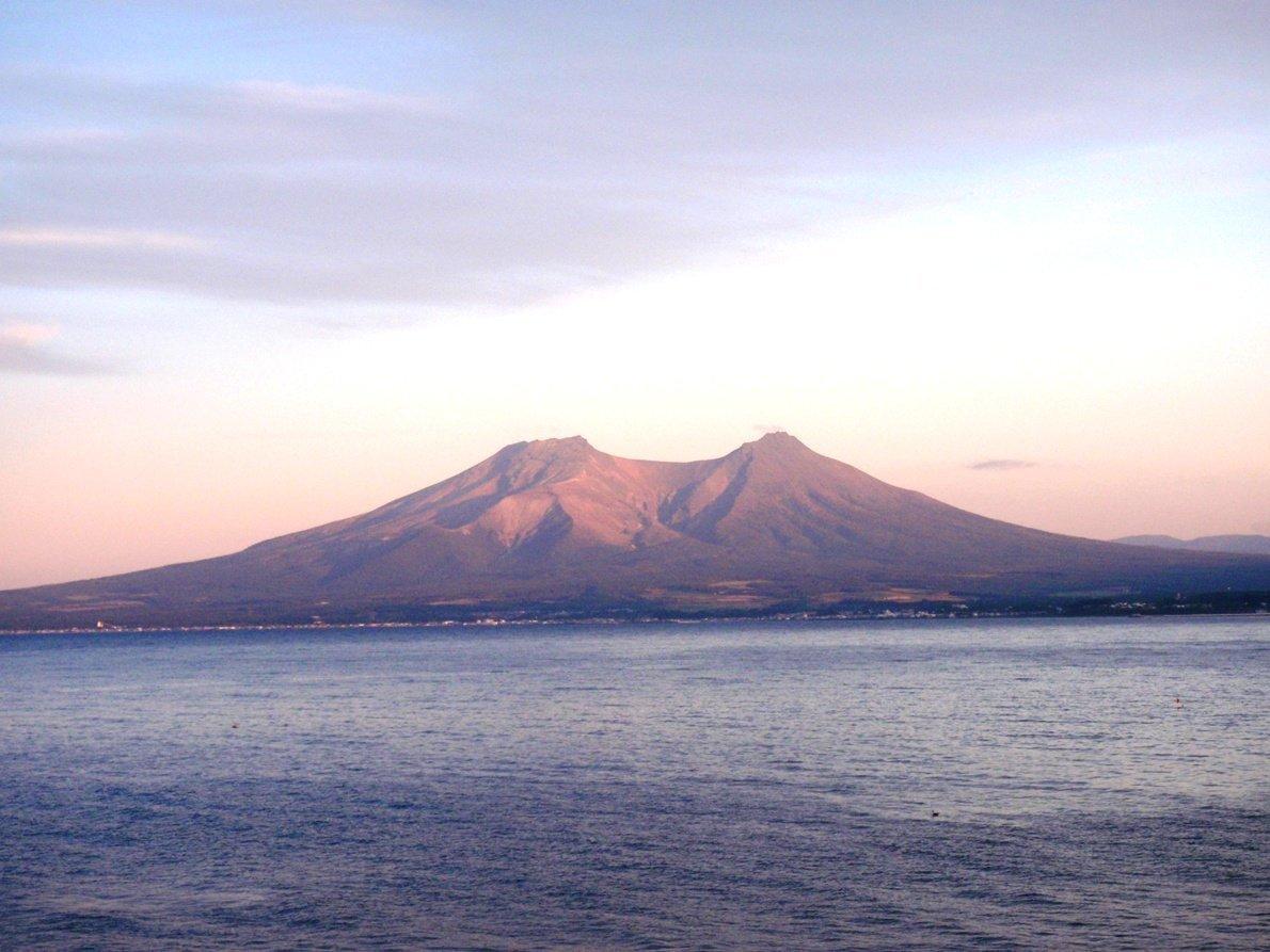 komagatake mountain hokkaido