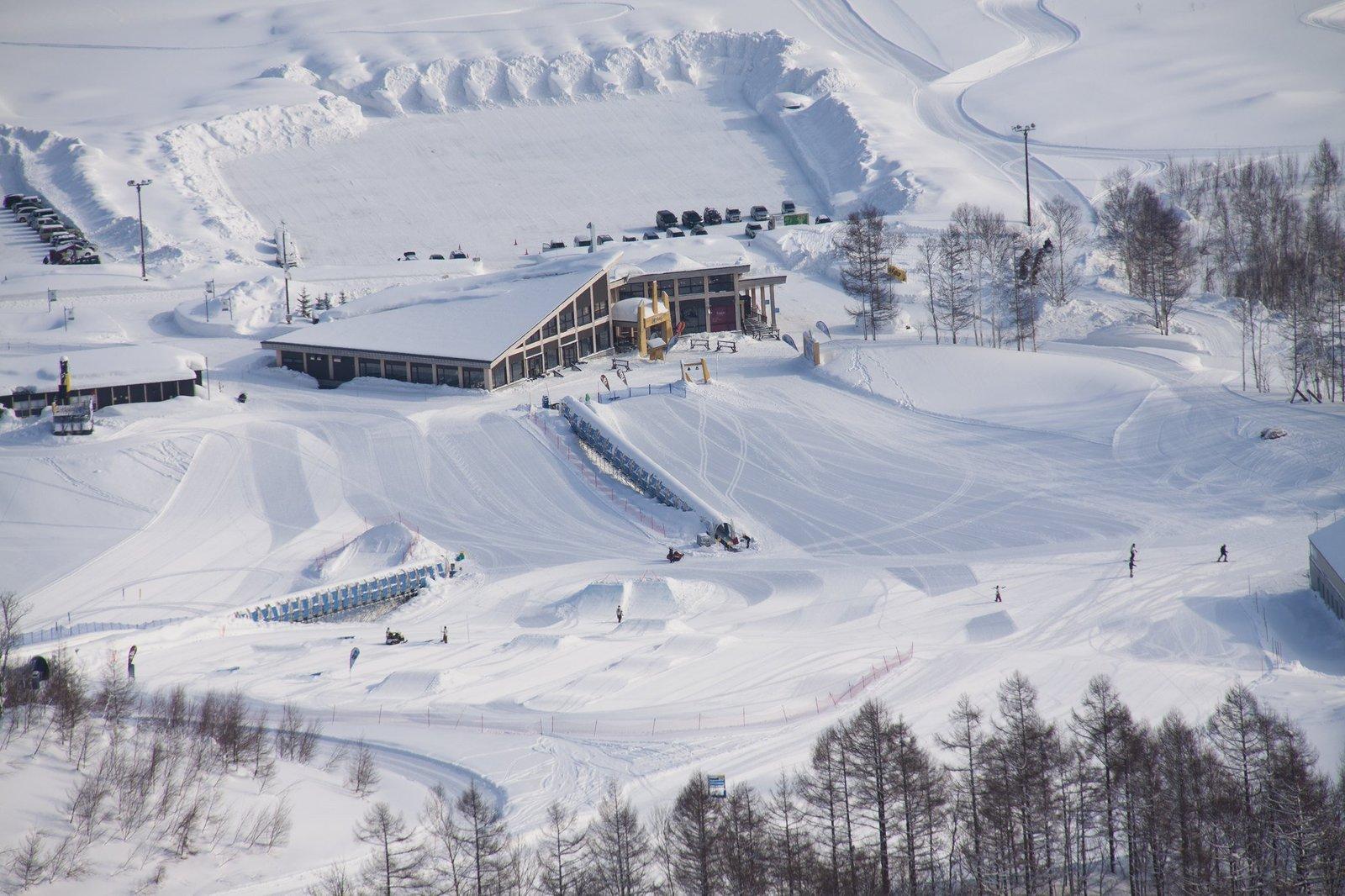 北海道滑雪自由行初學者