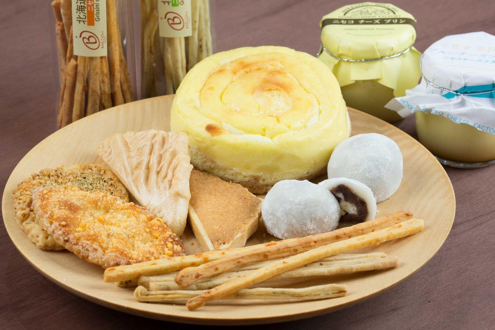 niseko cheese factory hokkaido