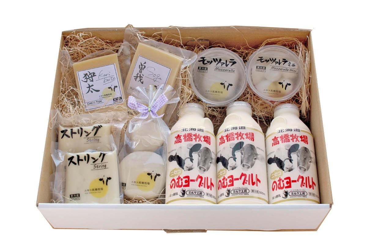 milk kobo niseko