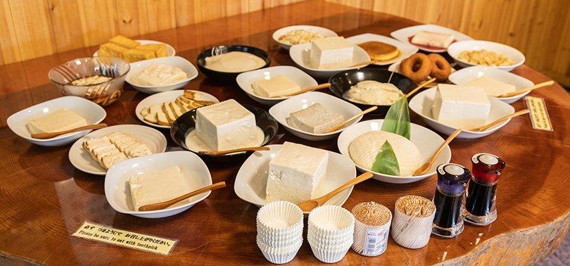 wakimizu no sato tofu factory niseko