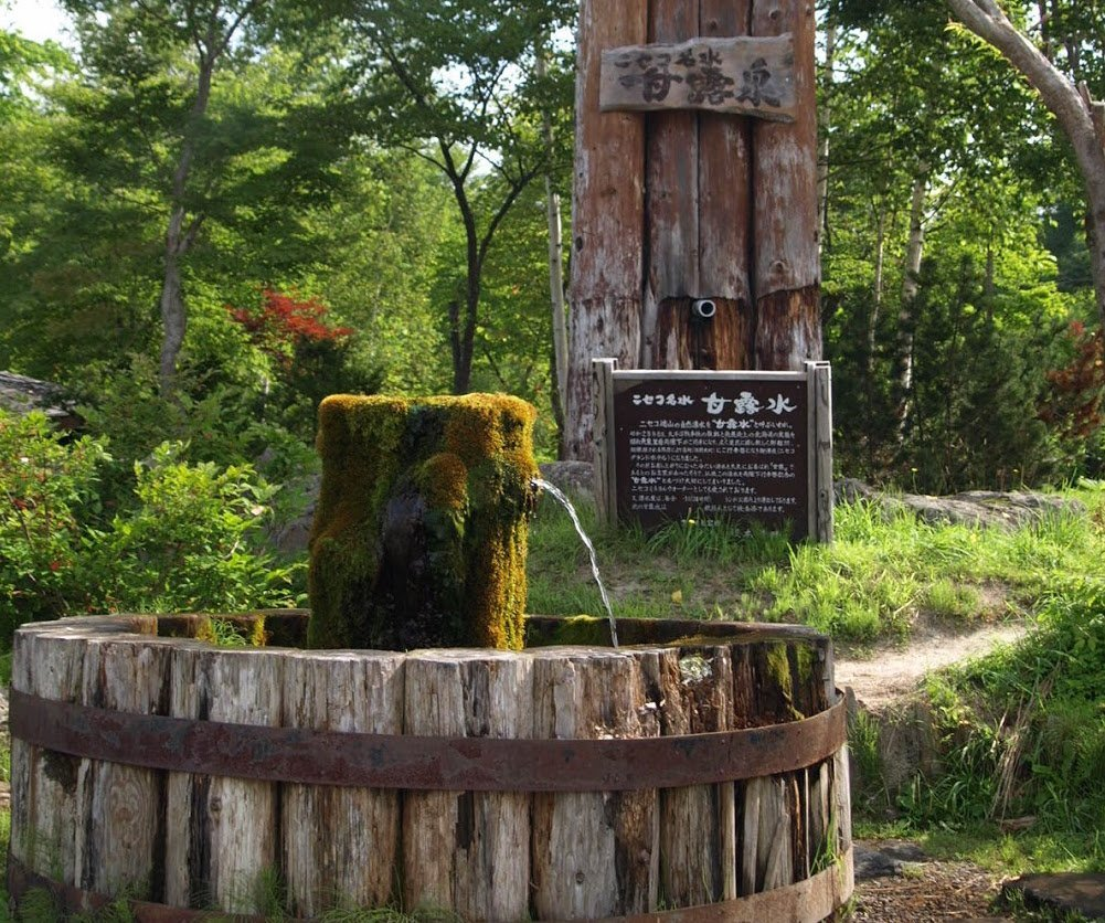 annupuri spring water niseko