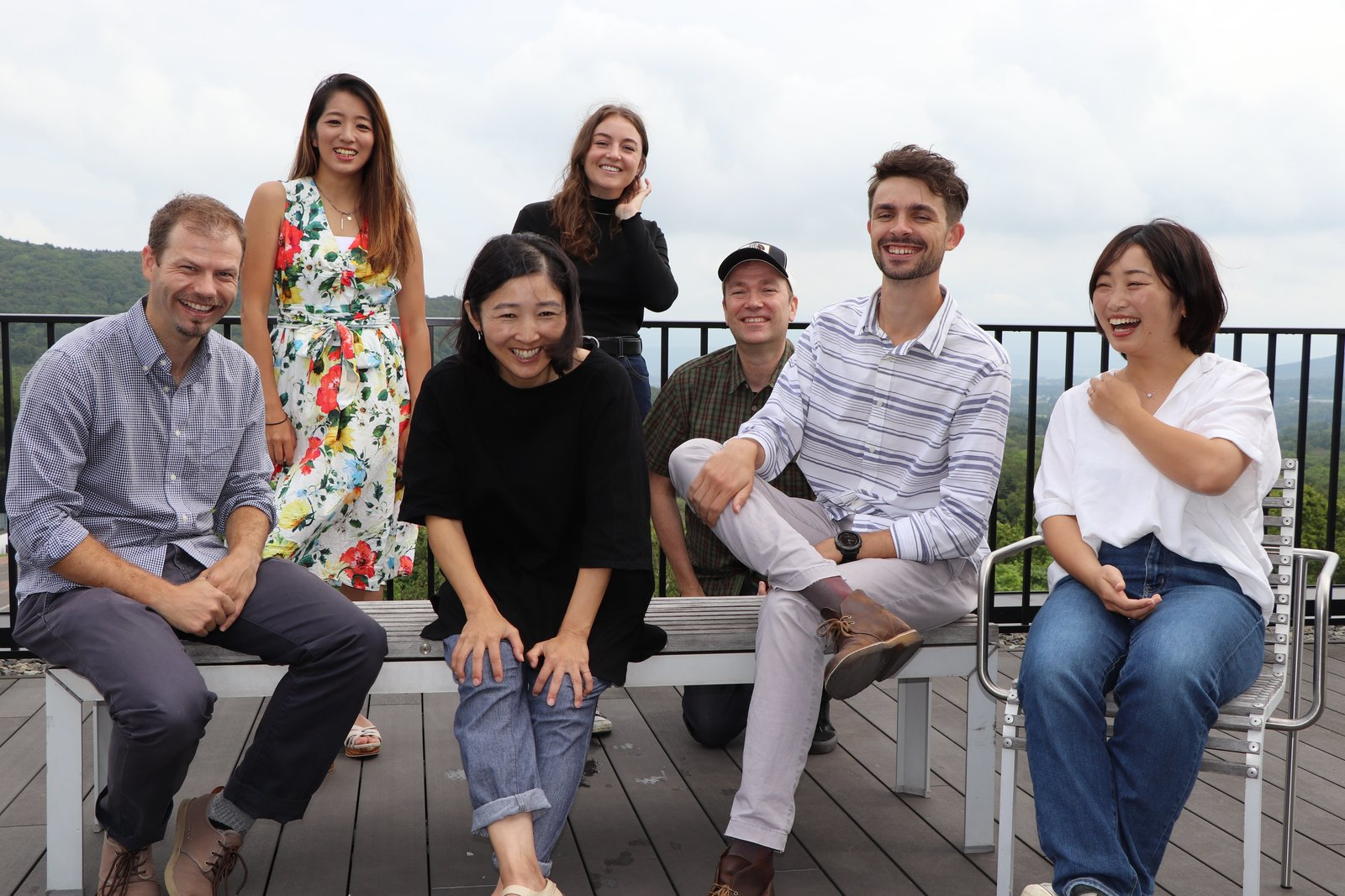 vacation niseko sales and marketing team