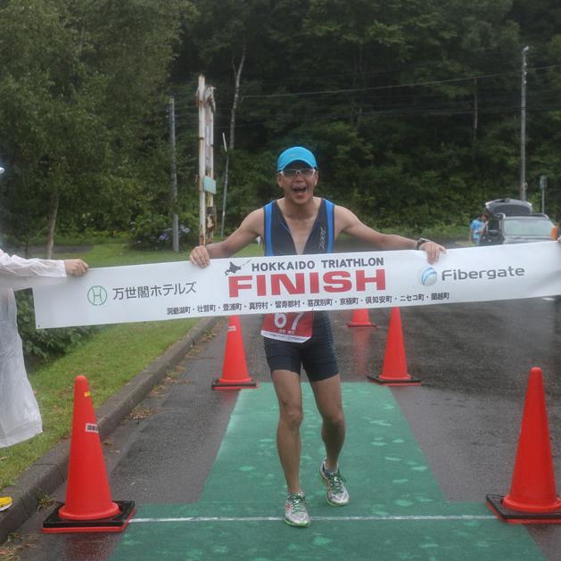 Hokkaido triathlon 2017