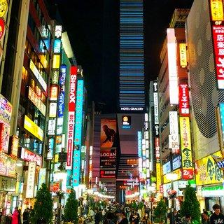 Tokyo Metropolis: Niseko locals go to the big city