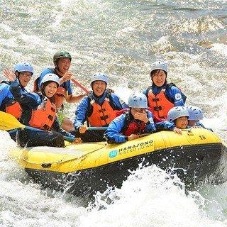 Rafting Family Niseko