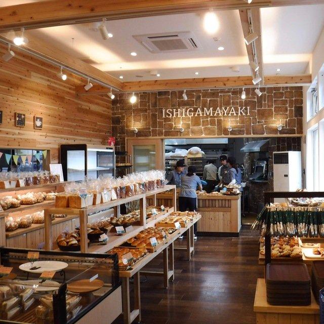 石窯パンマルシェHARU -ニセコ町道の駅すぐ向かいの美味しいパン屋さん