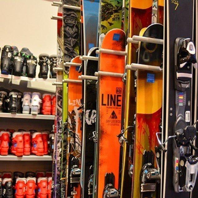 Ski & Snowboard Rental