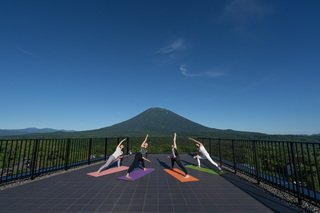 Aspect roof top yoga