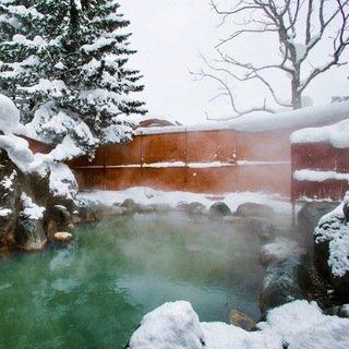 ニセコの温泉 small