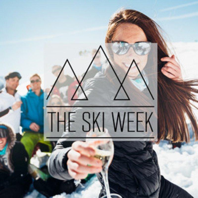 The ski week medium