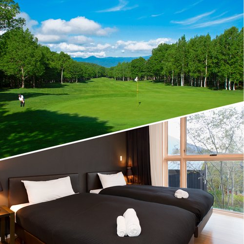 Golf accom pack small