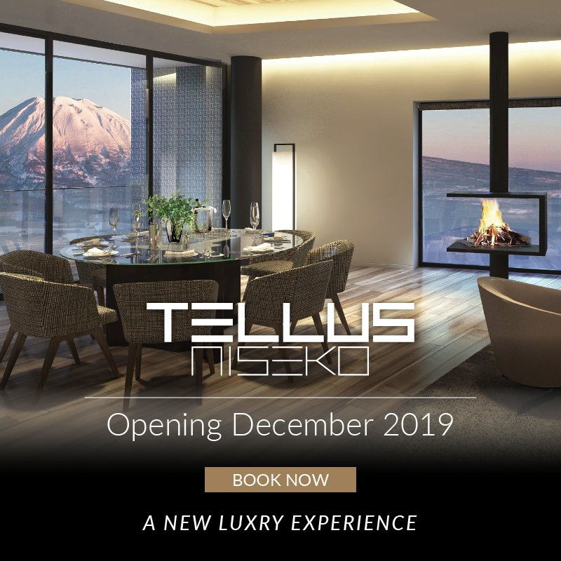 TELLUS Niseko bookings open now