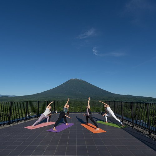 niseko summer yoga retreat