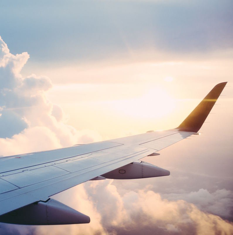 Airplane wing medium