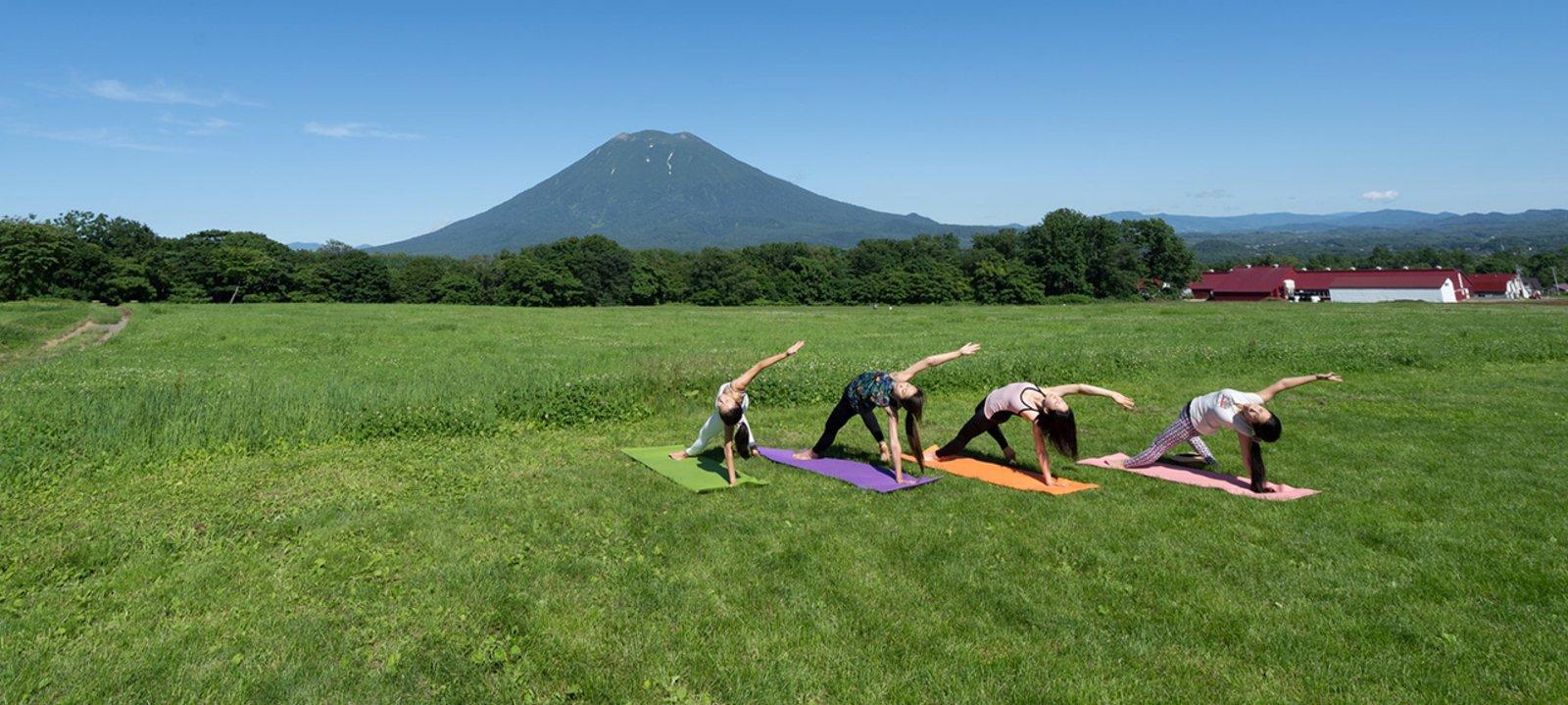 Niseko Yoga Fest 2019