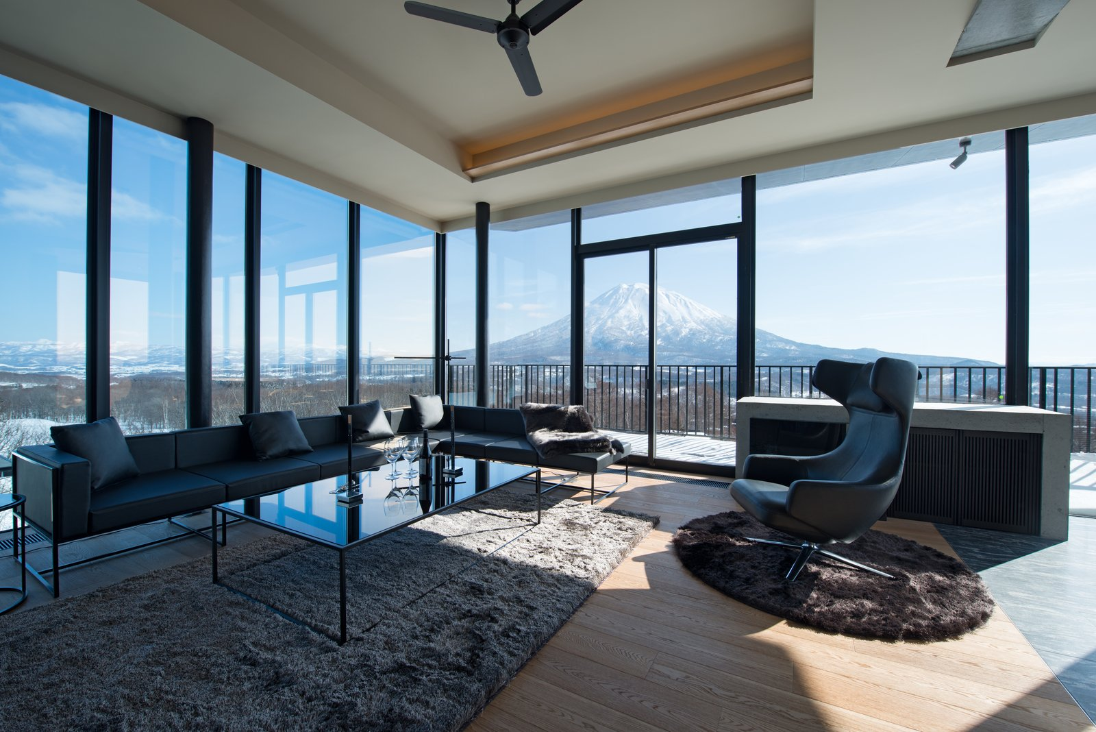 Room 601, the 2 bedroom penthouse in MUSE Niseko.
