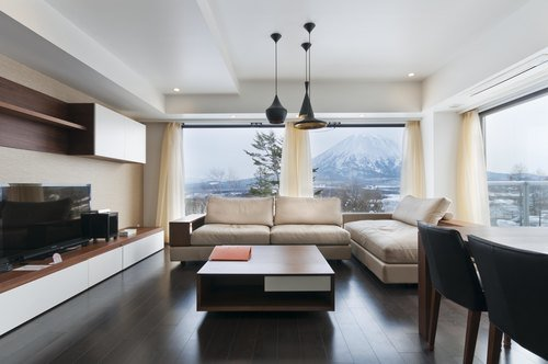 A 2 bedroom Premium apartment in Kizuna, Niseko.