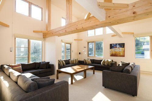 A 5 bedroom townhouse in Gondola Chalets, Niseko.