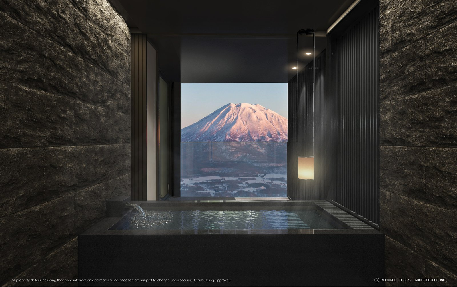Tellus niseko private apt onsen large