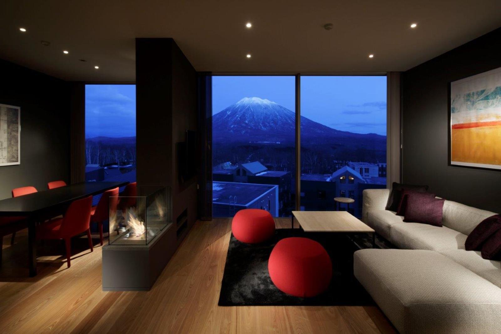 Terrazze 301 yotei living area night large