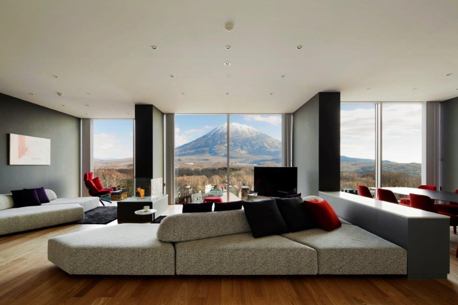Terrazze penthouse living area large
