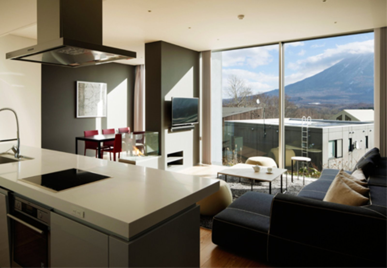 Terrazze 3 bedroom alpine view apartment 201 large