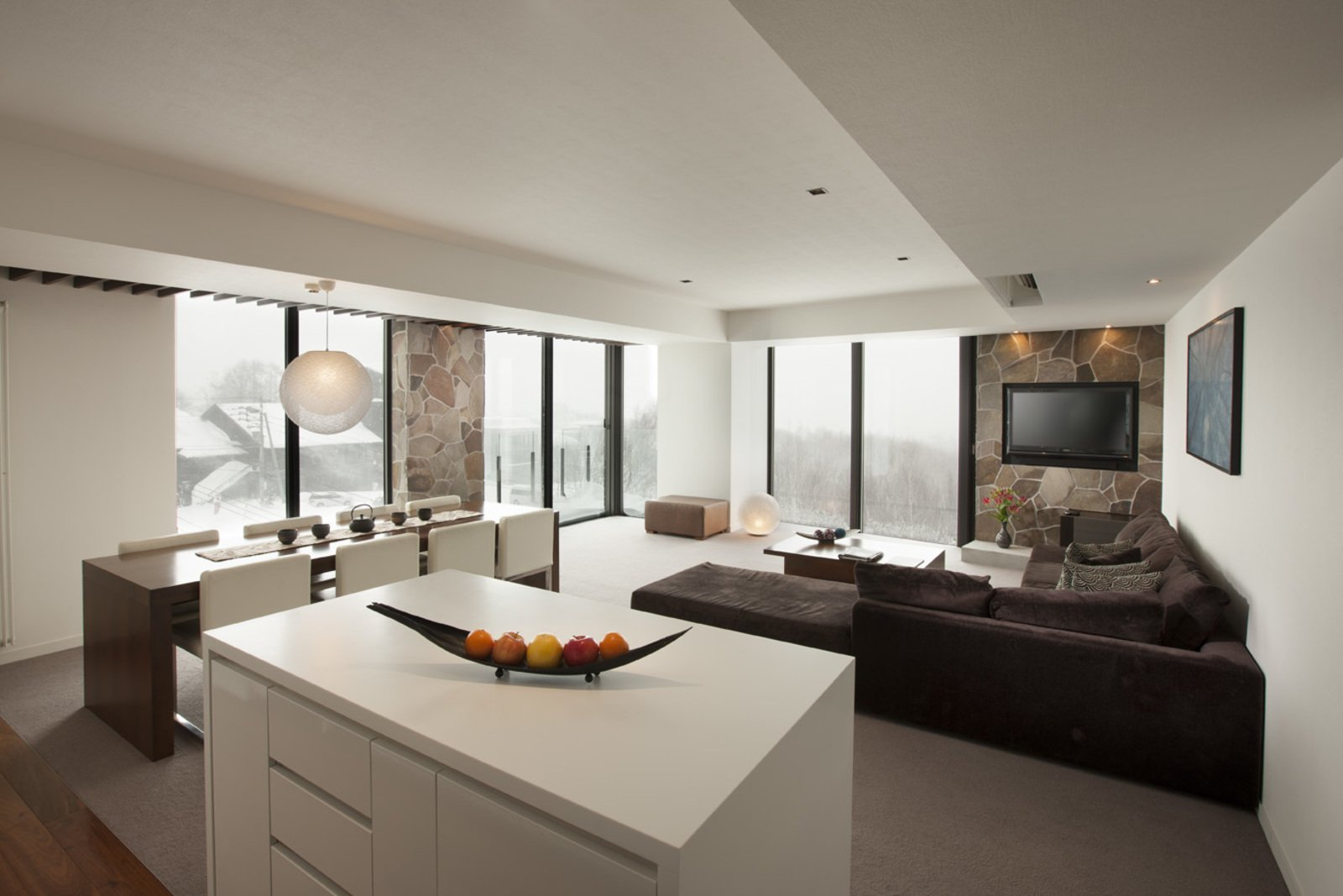 The vale niseko living room large