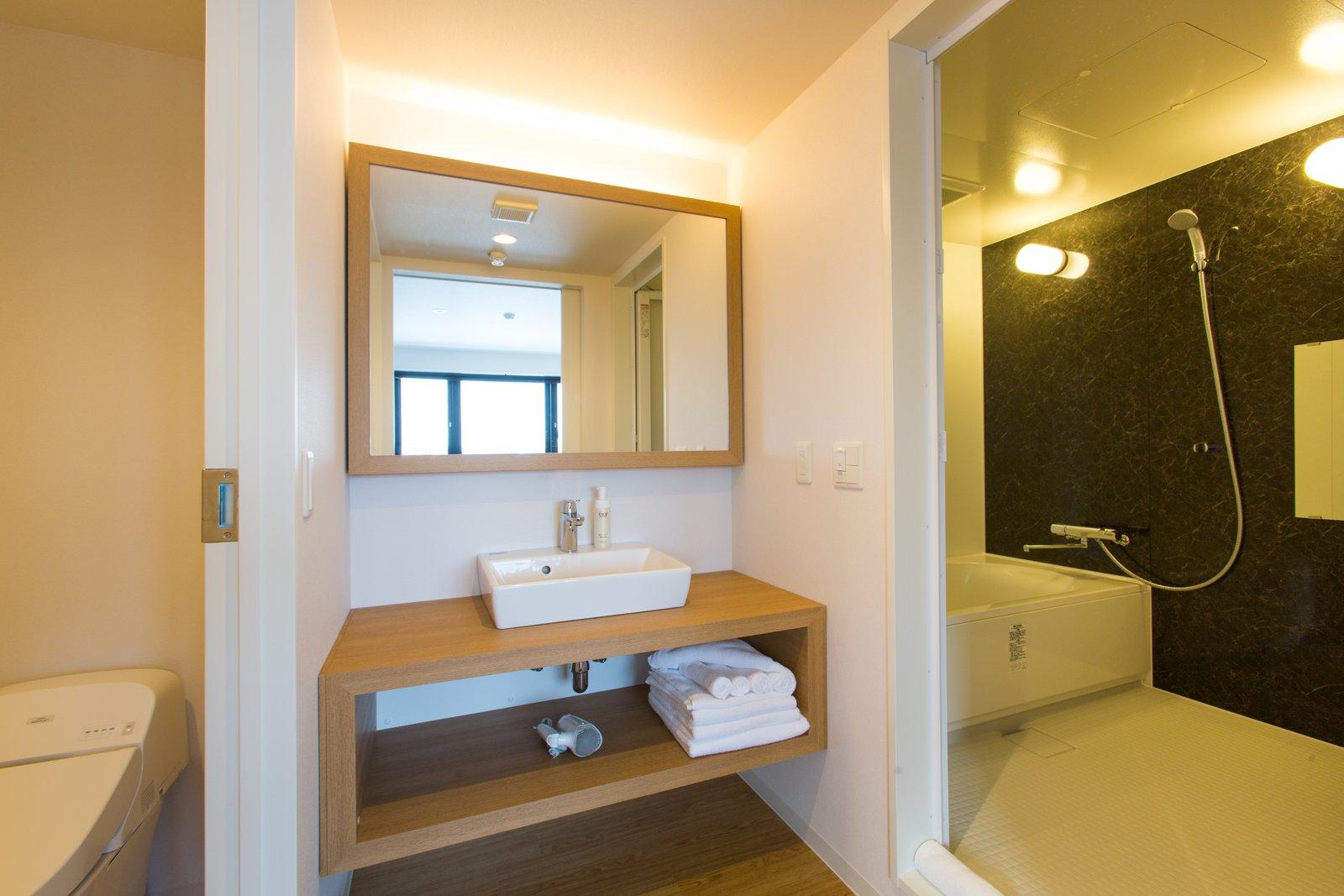 Yotei sanchou suite bathroom large