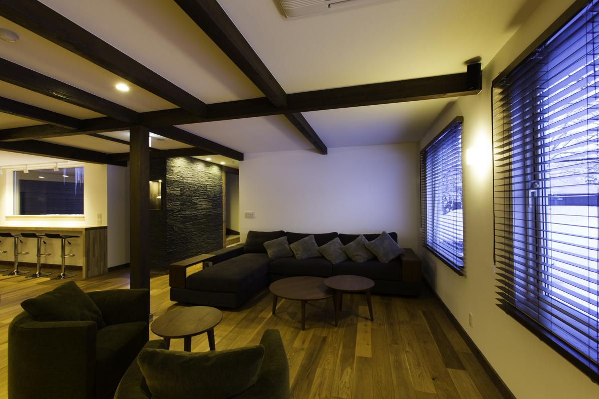 greystone 7 bedroom house niseko