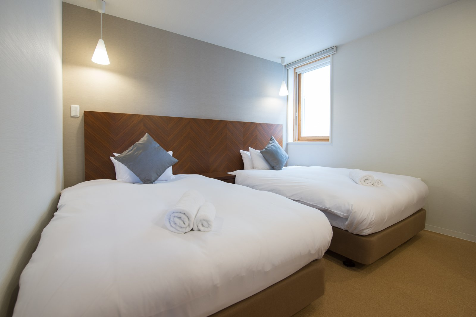 Niseko landmark view 2 bedroom deluxe apartment large