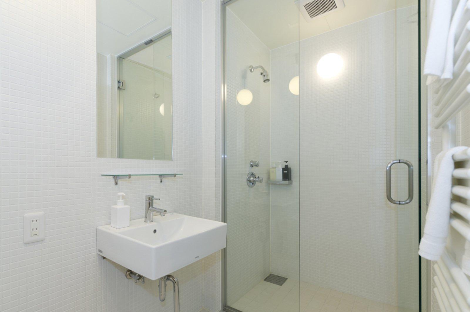 Niseko landmark view bathroom large