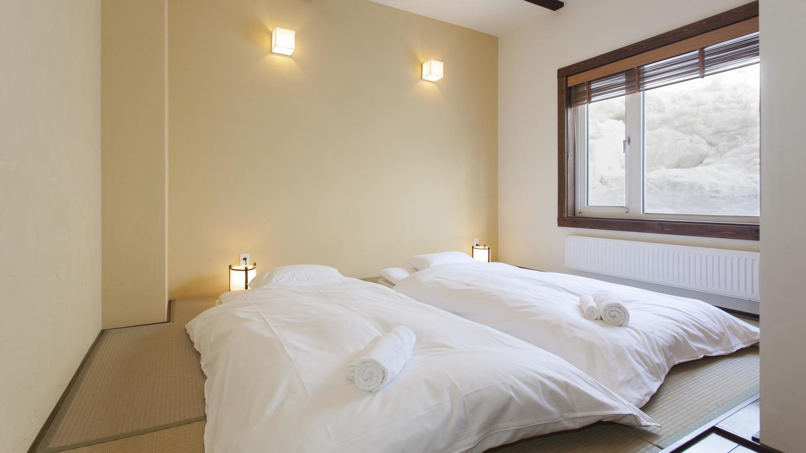 Ginsetsu tatami bedroom large