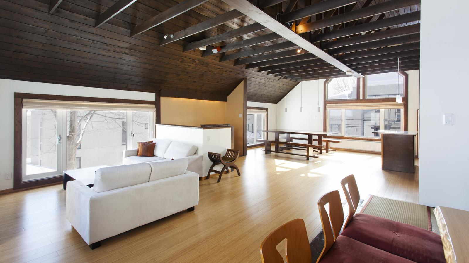 Ginsetsu living room and dining room large