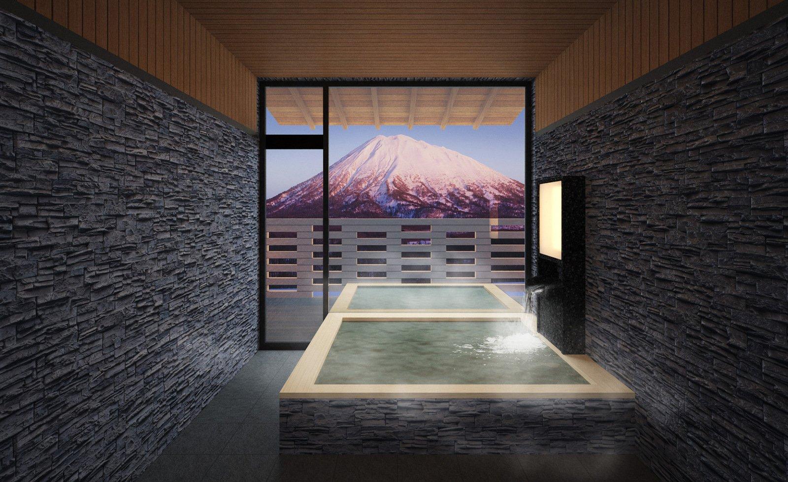 Panorama niseko type 3 onsen large