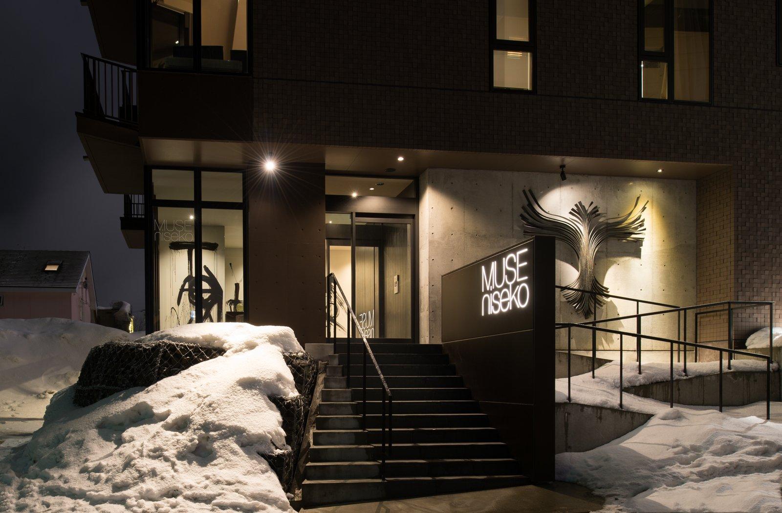 Muse niseko entrance large