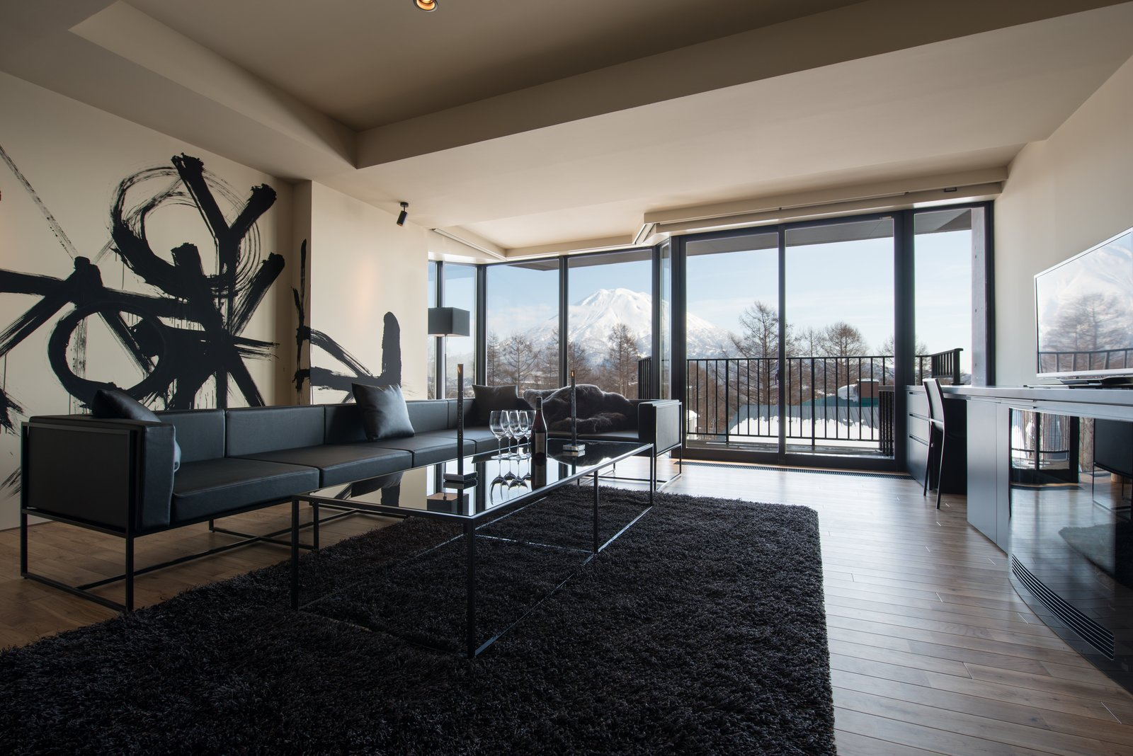 Muse niseko 301 3 bedroom apartment large