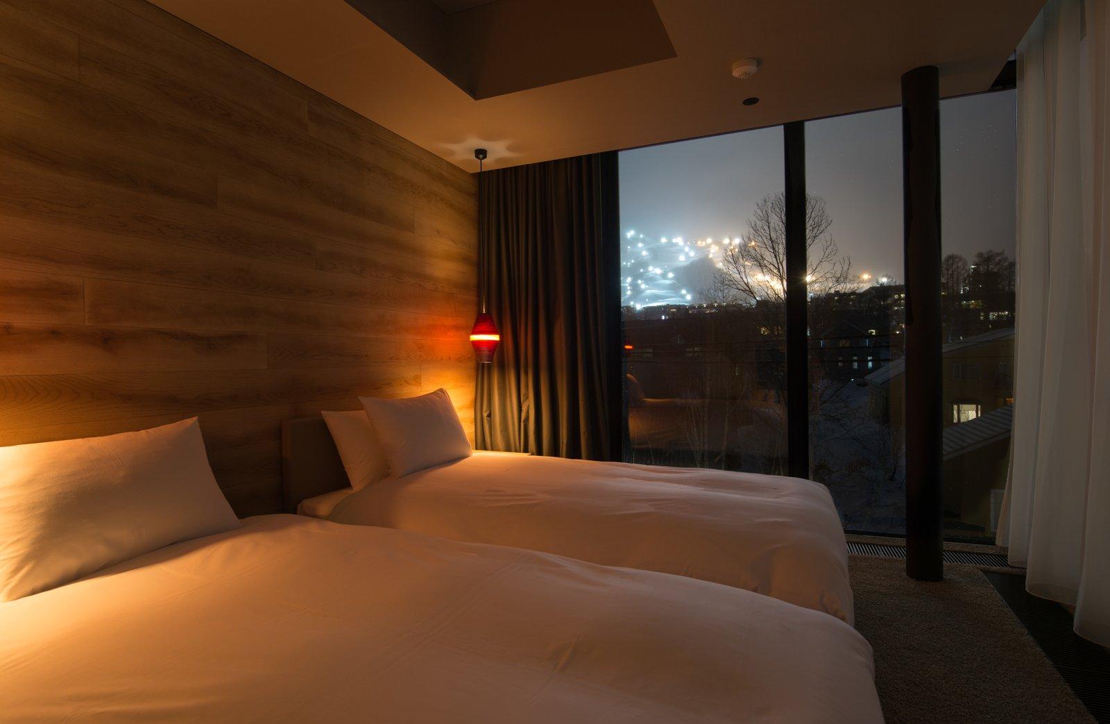Aspect 3 bedroom premium suite top floor large